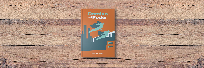 Madera con Libro Domino 0,5